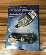 CompactFlash Card Reader PNP for CF Memory Card CR-V7-UC W/ USB Cable 128MB