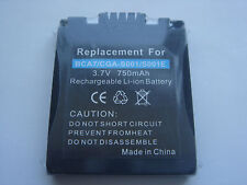 Battery for LEICA BP-DC2 D LUX CGA-S001 DMW-BCA7 CGR-S001 DMC-F1 NEW