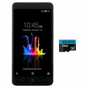 """ZTE BLADE Z MAX Z982 (32GB + 64GB SD) 6.0"""", 4G LTE GSM Unlocked w/ US Warranty"""