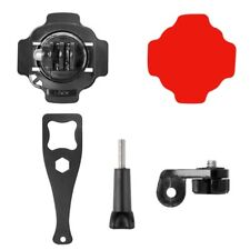 5 in 1 360 Degree Action Camera Helmet Rotary Mount Kit Adhesive Mount for GoPro