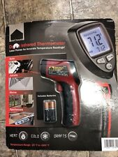 Laser Pointer Digital Infrared Thermometer