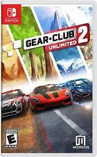 Gear Club Unlimited 2 - Nintendo Switch