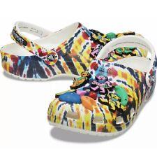 Chinatown Market x Crocs Grateful Dead Classic Clog Size 7 M / 9 W