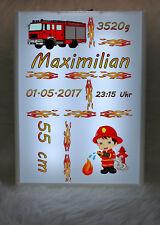 LED Leuchtbox - Feuerwehr