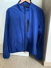 Barbour Mens Blue Waterproof Jacket Size XL