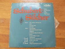 LP RECORD 10 INCH SCHUBERT SILCHER LIED UND CHOR ARIOLA