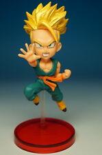Banpresto Dragon Ball Warriors Collectible V3 PVC Figure ~ SS Trunks BP36383