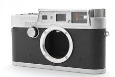 *SUPER RARE NEAR MINT* Yashica Nicca YF 35mm Rangefinder Film Camera Japan 1411