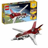 LEGO 31086 Creator 3in1 Futuristic Flyer Spaceship and Robot Building Set