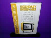 The Best of Person to Person: Legendary Entertainers (DVD, 2012) Brand New B518