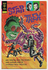 Gold Key STAR TREK COMIC #24 VF+/NM-