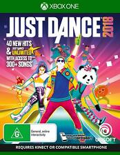 Just Dance 2018 Music Dancing Game 40 Songs Microsoft XBOX One Britney Spears