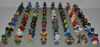 Lego Figuren 8x Bereiche Harry Potter Classic Space Star Wars Ninjago Castle etc