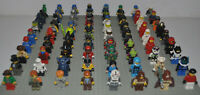 Lego 8 Figuren Bereiche Harry Potter Classic Space Star Wars Ninjago Castle etc