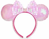 IN HAND - KIDS Minnie Mouse Ear Headband Cupcakes and Cashmere Limited Disney