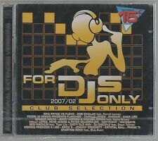 FOR DJS dj's ONLY  2007/02 CLUB SELECTION - 2 CD F.C. SIGILLATO!!!