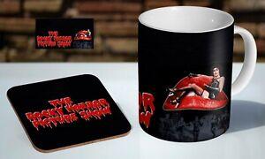 The Rocky Horror Picture Show 11oz Tea / Coffee Mug Coaster Gift Set
