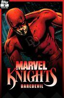 Daredevil Super Rare (155cc) Marvel Knights 1st Print Award Card Topps Collect