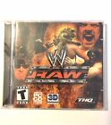 Wwe Raw - Pc Cd Rom Computer Game *complete*