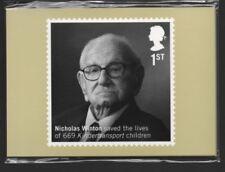 Elizabeth II (1952-Now) Historical Figures Decimal Great Britain PHQ Cards