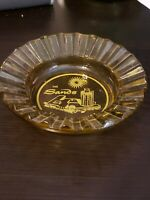 The Sands Casino Las Vegas Vintage Ashtray - Sun & Resort Logo