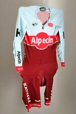 Team Katusha Alpecin UCI Rad Zeitfahranzug Gr. 3 BW 42cm Zabel cycling Skinsuit