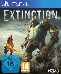 EXTINCTION * PS4 * Sony PlayStation 4 * NEU&OVP * Deutsche Handelsversion! **