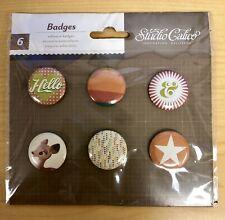 Studio Calico Badges - Cute & New