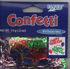 Custom Birthday, Adult Party Confetti