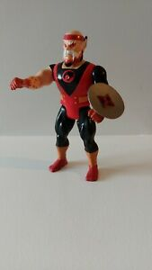 Vintage Thundercats Lynx-O Action Figure Complete with sheild 1987 Very Rare