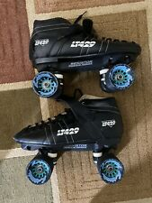 Lt429 Speed Quad Rollerskates Size 10