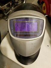 Speed glass welding helmet 9002x