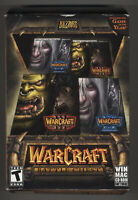Blizzard WARCRAFT III Battle Chest - WIN MAC CD-ROM - Brand New & Sealed - Chaos