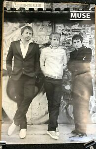 """Muse poster 24"""" x 36"""""""