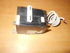 Challenger 2 pole 20 amp ground fault bolt on circuit breaker