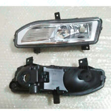 2x Car Front Bumper LH&RH Fog Light Cover withoutBulb For Nissan Kicks 2017-2018