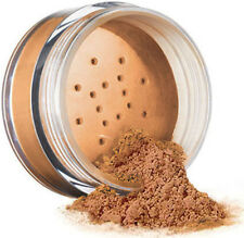 DARK WARM Mineral Foundation Makeup Bare Natural Magic Coverage Pure Minerals