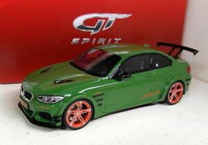 GT Spirit 1/18 Scale Resin - GT146 - BMW AC Schnitzer ACL2 - Green