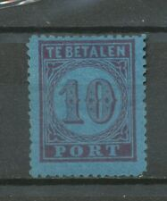Nederland Port  2 A ongebruikt