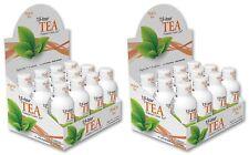 5 Hour Energy Green Tea PEACH Flavor Exp. 3/2020 New & Sealed 2oz. Each 24 Shots