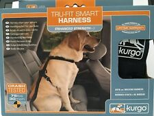 Kurgo Tru-Fit Smart Harness Enhanced Strength (Large) Car or Walking NIB
