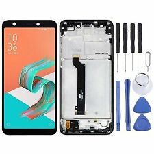 LCD Display Touch Screen Digitizer Replacement + Frame For Asus Zenfone 5 Lite
