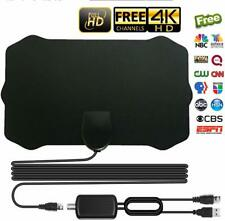 Upgraded TV Antenna with Amplifier Free Digital 1080P HDTV 4K Indoor Amplified