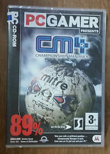 Championship Manager 4 (PC CD-ROM) UK IMPORT