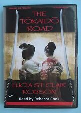 Tokaido Road by Lucia St. Clair Robson, Feudal Japan Unabridged MP3 CD audiobook