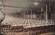 Postcard Mess Hall Auburn Prison Auburn Ny