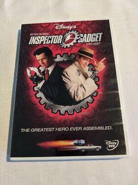 Inspector Gadget DVD 2003 FREE SHIPPING CANADA