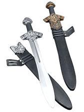 EXCALIBUR la spada con guaina storico TUDOR MEDIEVALE arma Costume giocattolo nuovo