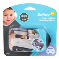Safety 1st Rearview Baby Mirror - Peace of mind for you and baby while in car!