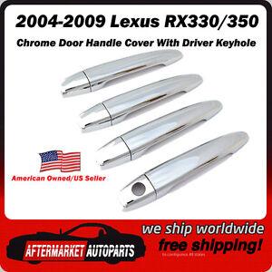 2004-2009 Lexus RX330/350 Chrome Door Handle Trim Covers USA Seller/Shipper